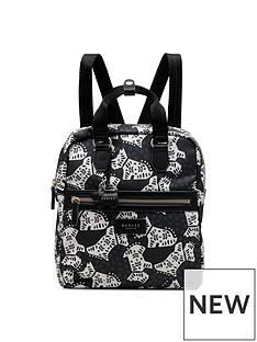 radley-folk-dog-medium-ziptop-backpack