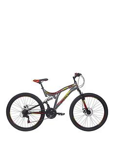 RAD Impact Dual Suspension Mens Mountain Bike 18 inch Frame