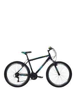 Image of RAD Dyne Front Suspension Mens Alloy Mountain Bike 18 inch Frame, Multi, Men