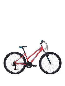 Image of RAD Harmony Front Suspension Ladies Alloy Mountain Bike 18 inch Frame, Multi, Women