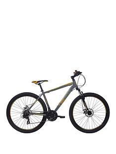 RAD Sonar Front Suspension Mens Alloy Mountain Bike 18 inch Frame