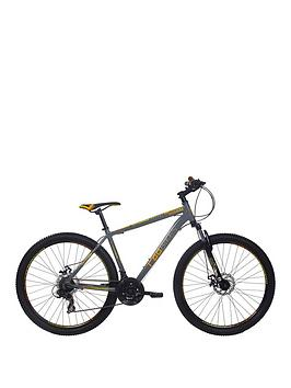 Image of RAD Sonar Front Suspension Mens Alloy Mountain Bike 18 inch Frame, Multi, Men