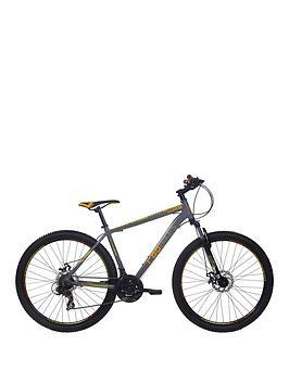 Image of RAD Sonar Front Suspension Mens Alloy Mountain Bike 27.5 inch Wheel, Multi, Men
