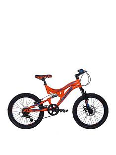 RAD Ripper Dual-Suspension Boys Mountain Bike 20 inch Wheel