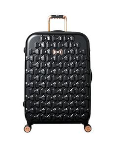 ted-baker-beau-black-4-wheel-large-case
