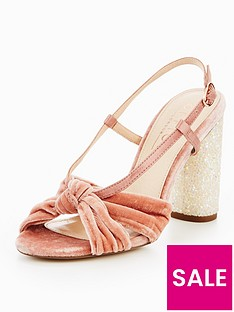 office-hamper-velvet-heeled-sandal