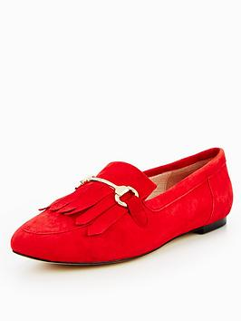 Office Furious Suede Loafer