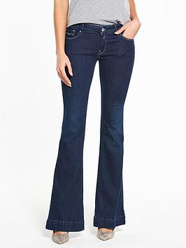 Replay Teena Flare Jeans