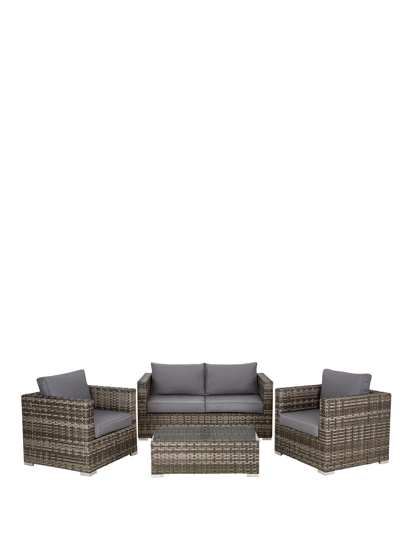 Aruba 4 Seater Sofa Set