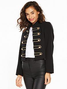 v-by-very-petite-premium-military-jacket