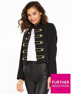 v-by-very-petite-premium-military-jacket