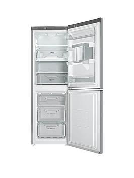 indesit-ld70niswtdnbsp60cm-frost-free-fridge-freezer-with-water-dispenser-silver