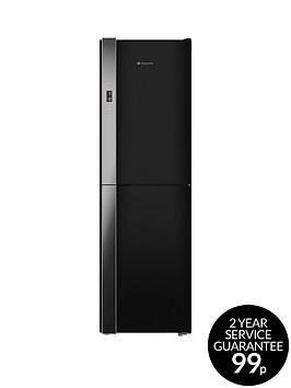 hotpoint-xul85t3zkov-60cm-day-1-frost-free-fridge-freezer-black