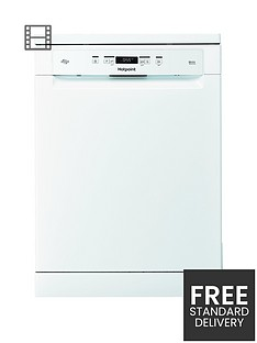 hotpoint-hfo3c23wfnbsp14-place-full-size-dishwasher-with-quick-wash-and-3d-zone-wash-white