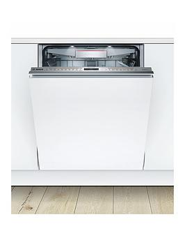 Bosch Serie 8 Smv68Td06G 14-Place Integrated Dishwasher With Perfectdry - White