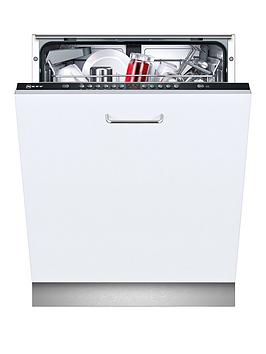 Neff S513G60X0G 12-Place Integrated Dishwasher - White Best Price, Cheapest Prices