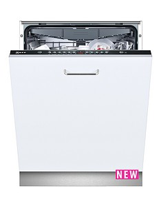 Neff S513K60X1G 13-Place Integrated Dishwasher - Black
