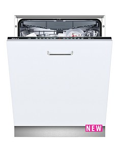 Neff S713M60X0G 13-Place Integrated Dishwasher - Stainless Steel