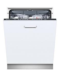 Neff S713M60X0G 14-Place Integrated Dishwasher - Stainless Steel
