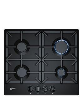 neff-t26ds49s0-60cm-built-in-gas-hob-with-flameselectnbsp--blacknbsp