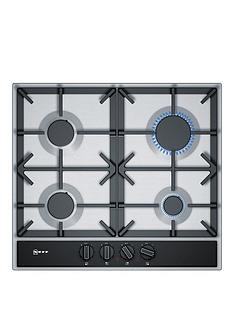 neff-t26da49n0-60cm-built-in-gas-hob-with-integrated-controls--nbspstainless-steelnbsp
