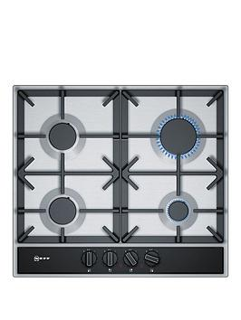 neff-t26da49n0-60cm-built-in-gas-hob-with-integrated-controls-and-flameselectnbsp-nbspstainless-steel