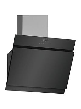 neff-d65ihm1s0b-60cm-chimney-hood-black