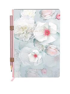 ted-baker-ted-baker-a5-notebook-amp-pencil-chelsea-border