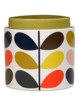 orla-kiely-house-storage-jar-multi-stem