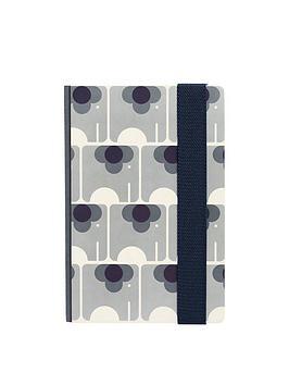 orla-kiely-a5-notebook-ele-elephant