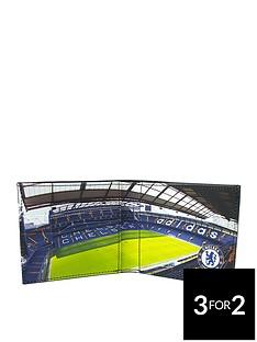 chelsea-fc-stadium-image-leather-wallet