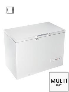 hotpoint-cs1a300h-300-litre-chest-freezer-white