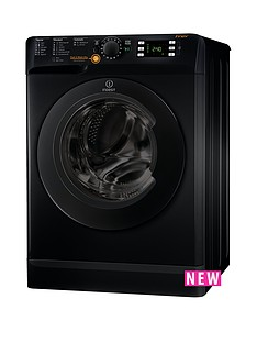 indesit-xwde861480xk-1400-spin-8kg-wash-6kg-dry-washer-dryer-black