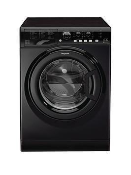 hotpoint-fdl9640k-1400-spin-9kg-wash-6kg-dry-washer-dryer-black