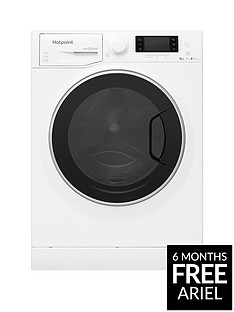 Hotpoint UltimaS-Line RD1076JD10kg Wash, 7kg Dry, 1600 Spin Washer Dryer - White
