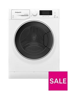 Hotpoint UltimaS-LineRD966JD 9kg Wash, 6kg Dry, 1600 Spin Washer Dryer - White