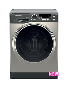 hotpoint-rd966gd-1600-spin-9kg-wash-6kg-dry-washer-dryer-graphite