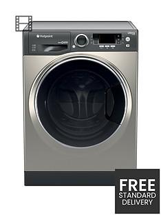 hotpoint-ultima-s-linenbsprd966jgdnbsp9kg-wash-6kg-dry-1600-spin-washer-dryer-graphite