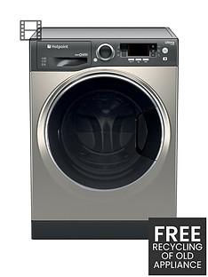 hotpoint-ultima-s-linenbsprd966jgduknnbsp9kg-wash-6kg-dry-1600-spin-washer-dryer-graphite