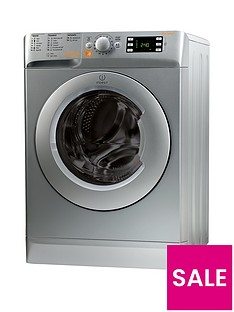 indesit-xwde861480xs-1400-spin-8kg-wash-6kg-dry-washer-dryer-silver