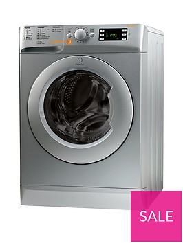 indesit-xwde861480xs-1400-spin-8kg-wash-6kg-dry-washer-dryer-silver