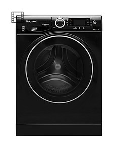 hotpoint-ultimanbsps-line-rd966jkdnbsp9kg-wash-6kg-dry-1600-spin-washer-dryer-black