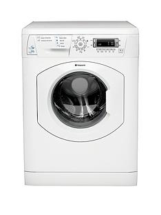 Hotpoint Aquarius WDD750P 1400 Spin, 7kg Wash, 5kg Dry Washer Dryer - White