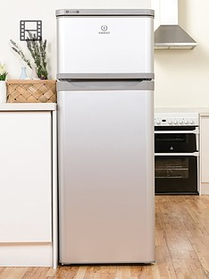 indesit-raa29s-55cm-fridge-silver