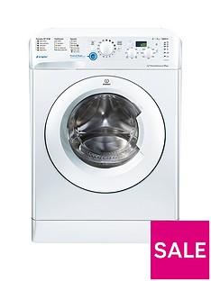 Indesit BWD71252W 1200 Spin7kg Load Washing Machine - White