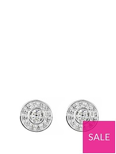 the-love-silver-collection-sterling-silver-cubic-zirconianbsphalo-studs