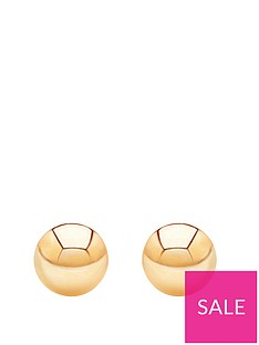 love-gold-9ct-yellow-gold-8mm-ball-stud-earrings