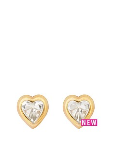 love-gold-9ct-yellow-gold-5mm-heart-cz-rubover-earrings