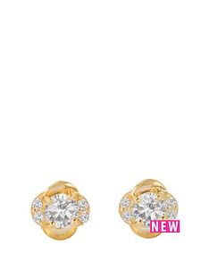 love-gold-9ct-yellow-gold-round-cz-stud-earrings