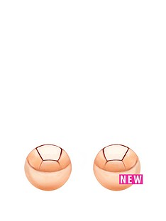 love-gold-9ct-rose-gold-4mm-ball-stud-earrings